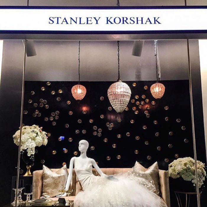 Storefront of Stanley Korshak in Uptown Dallas